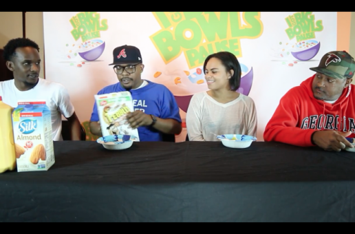 I Got Big Bowls……Pause! (Cereal Review Series) (Episodes 32) (Video)