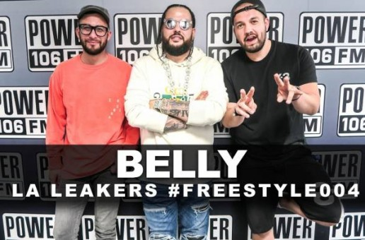 Watch Belly Kill His LA Leakers Freestyle (Video)