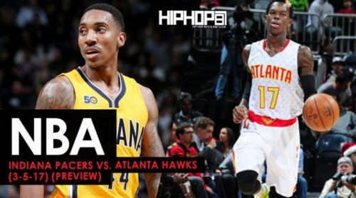Pacers-500x279 NBA: Indiana Pacers vs. Atlanta Hawks (3-5-17) (Preview)