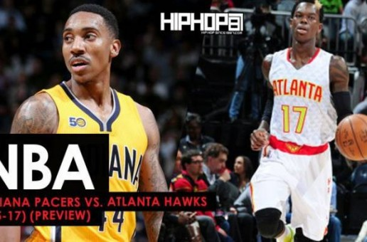 NBA: Indiana Pacers vs. Atlanta Hawks (3-5-17) (Preview)