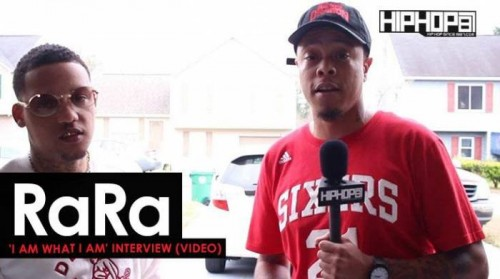 RaRa-500x279 Ra Ra Talks His New EP 'I Am What I Am', Working With T.I., Hustle Gang's Upcoming Project & More with HHS1987 (Video)
