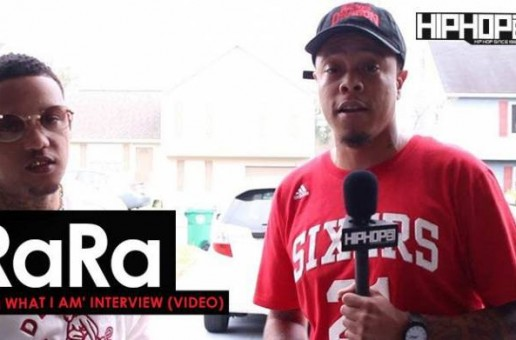 Ra Ra Talks His New EP 'I Am What I Am', Working With T.I., Hustle Gang's Upcoming Project & More with HHS1987 (Video)