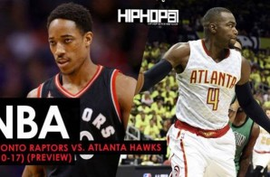 NBA: Toronto Raptors vs. Atlanta Hawks (3-10-17) (Preview)