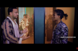 French Montana x A$AP Rocky – Said N Done (Video)