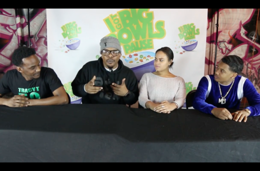 I Got Big Bowls……Pause! Ft. Tracy T (Cereal Review Series) (Episode 33) (Video)