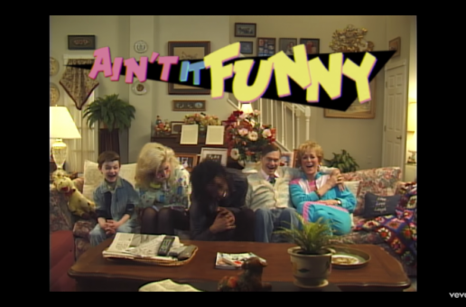 Danny Brown – Ain't It Funny (Video)