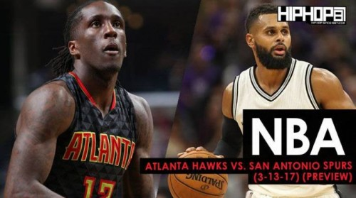 Spurs-Preview-500x279 NBA: Atlanta Hawks vs. San Antonio Spurs (3-13-17) (Preview)