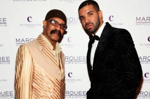 Drake's Dad Trolls Fans On Instagram