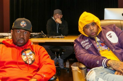 Eminem's Shady Records Announces Deal w/ Westside Gunn & Conway!