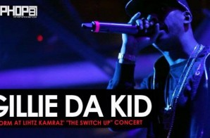 "Lihtz Kamraz Brings Out Gillie Da Kid at His ""The Switch Up"" Concert"