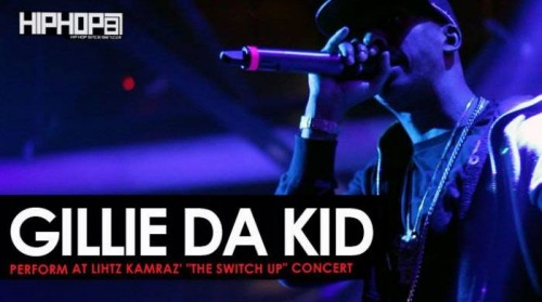 "gillie-da-kid-lihtz-show-500x279 Lihtz Kamraz Brings Out Gillie Da Kid at His ""The Switch Up"" Concert"