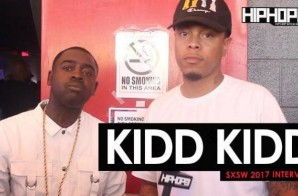 Kidd Kidd Talks 'Peanut From Mazant', the Importance of SXSW, His Favorite Pimp C Song & More During SXSW 2017 at the Pimp C & Proof Tribute Show (Video)