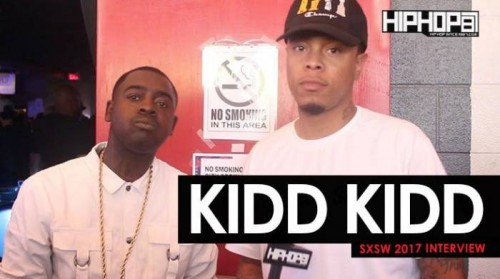 kidd-kidd-500x279 Kidd Kidd Talks 'Peanut From Mazant', the Importance of SXSW, His Favorite Pimp C Song & More During SXSW 2017 at the Pimp C & Proof Tribute Show (Video)
