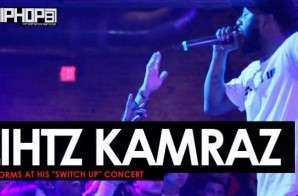 "Lihtz Kamraz Performs ""Run Deep"", ""Lingo"", and More at His ""The Switch Up"" Concert"