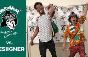 Nardwuar Interviews Desiigner (Video)