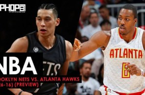 NBA: Brooklyn Nets vs. Atlanta Hawks (3-26-16) (Preview)