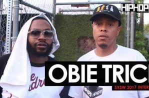 Obie Trice Talks Where He Has Been, His New Project , Detroit's Music Scene & More (Video)