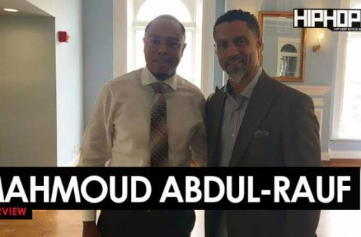 Mahmoud Abdul-Rauf Talks, Not Standing For The National Anthem in the NBA in the 90's, Colin Kaepernick, The NBA in the 90's vs. Today's Game, His Favorite Current NBA Players, & More