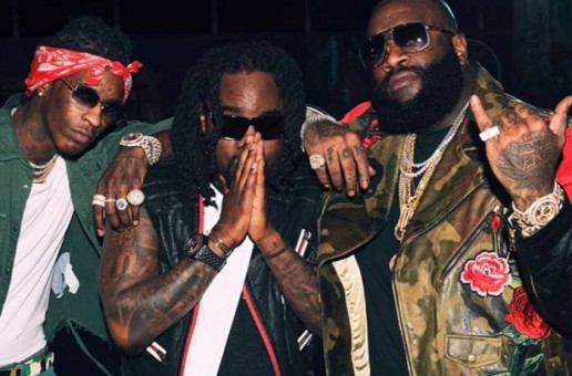 Rick Ross – Trap Trap Trap Ft. Young Thug x Wale (Video)