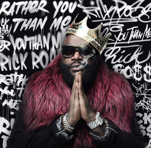 rr-500x490 Rick Ross Reveals 'Rather You Than Me' Album Cover