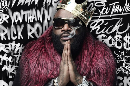 Rick Ross Reveals 'Rather You Than Me' Album Cover