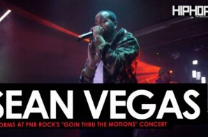 "Sean Vegas Performs at The PnB Rock ""GTTM: Goin Thru The Motions"" Concert"