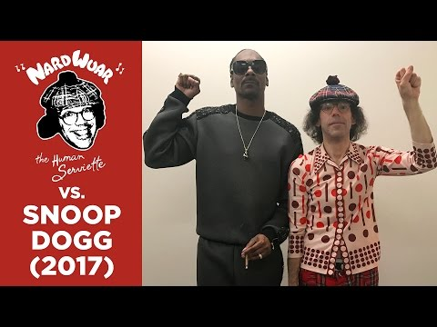 sn Nardwuar Interviews Snoop Dogg (Video)