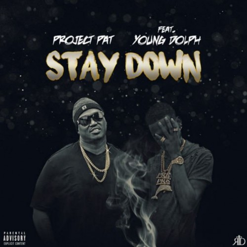 staydown-500x500 Project Pat - Stay Down Ft. Young Dolph (Prod. By Zaytoven)