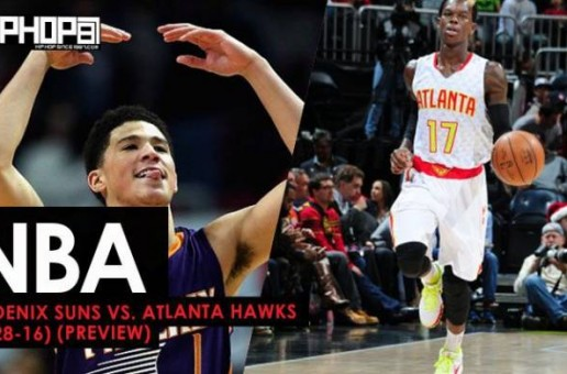 NBA: Phoenix Suns vs. Atlanta Hawks (3-28-16) (Preview)