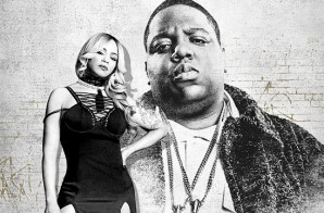 Faith Evans & The Notorious B.I.G. 'The King & I' Album Cover
