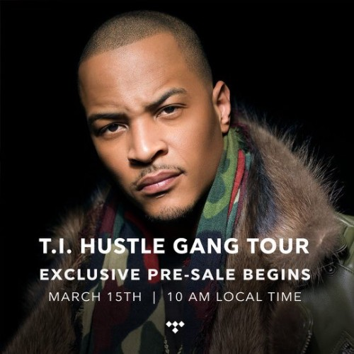 tip-500x500 T.I. Will Be Hitting The Road On 'Hustle Gang' Tour