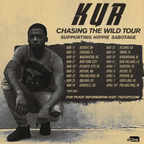 unnamed-12-500x500 Kur Joins Hippie Sabotage In Chasing The Wild Tour Stop In Detroit This Weekend!