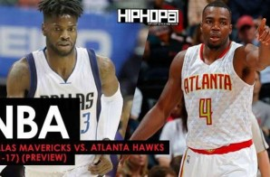NBA: Dallas Mavericks vs. Atlanta Hawks (3-1-17) (Preview)