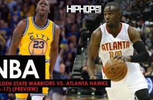 NBA: Golden State Warriors vs. Atlanta Hawks (3-6-17) (Preview)