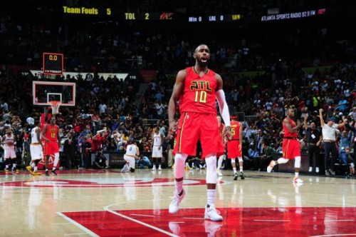 C9AS0iRW0AAlhcl-500x332 Birds Flying High: The Atlanta Hawks Have Clinched Their 10th Consecutive Playoff Berth