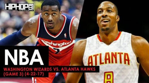 Game-3-500x279 NBA Eastern Conference Round 1: Washington Wizards vs. Atlanta Hawks (Game 3) (4-22-17) (Preview)