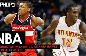 NBA Eastern Conference Round 1: Washington Wizards vs. Atlanta Hawks (Game 4) (4-24-17) (Preview)