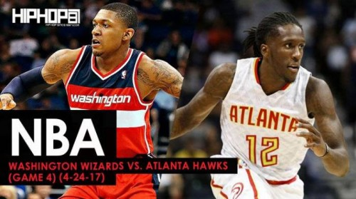 Game-4-500x279 NBA Eastern Conference Round 1: Washington Wizards vs. Atlanta Hawks (Game 4) (4-24-17) (Preview)