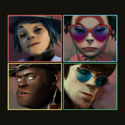 "Gorrilaz-500x500 Gorillaz Announce Release Date For Forthcoming Album, ""Humanz"""