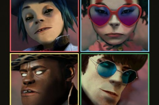 "Gorillaz Announce Release Date For Forthcoming Album, ""Humanz"""
