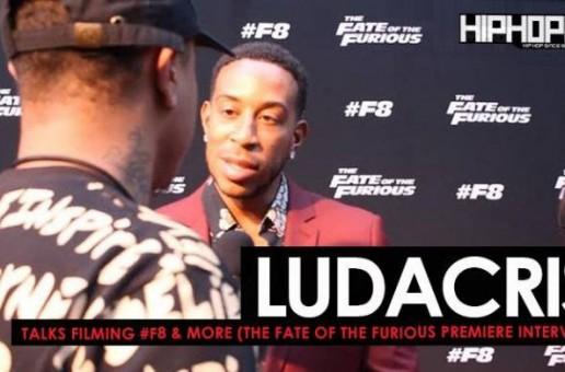 "Ludacris Talks Making ""The Fate of the Furious"" & More at The Fate of The Furious ""Welcome to Atlanta"" Private Screening (Video)"