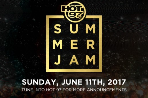Hot 97 Announces #SummerJam '17 Festival Stage Line-Up!