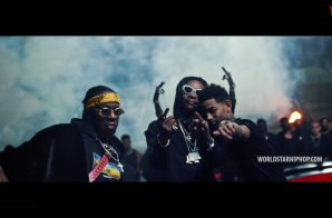 Young Thug x 2 Chainz x Wiz Khalifa x PnB Rock – Gang Up (Video)