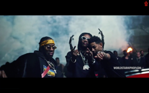 Screen-Shot-2017-04-13-at-11.19.48-AM-500x313 Young Thug x 2 Chainz x Wiz Khalifa x PnB Rock - Gang Up (Video)