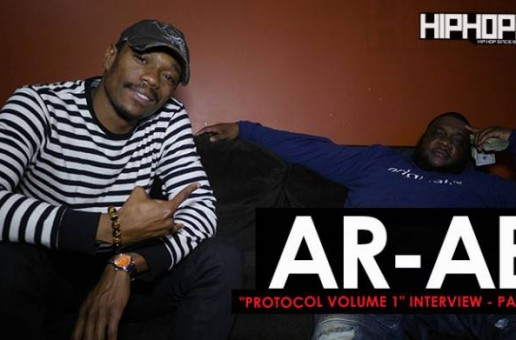"Ar-Ab ""Protocol"" Interview Part 2. (HHS1987 Exclusive)"