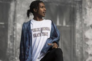 A$AP Rocky Previews New Song w/ Juicy J & D.R.A.M. At Coachella