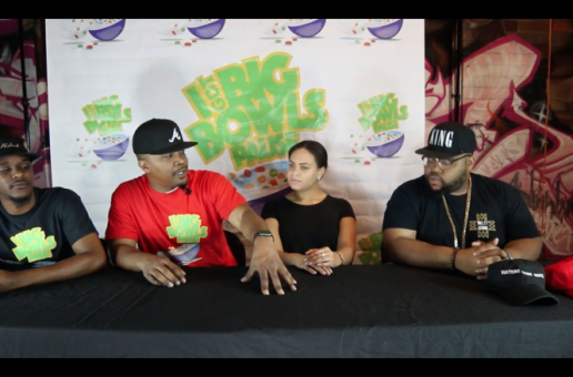 I Got Big Bowls…Pause! Ft. Big Sant (Cereal Review Series) (Episode 39) (Video)