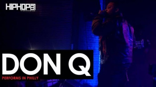 "don-q-perf-1-500x279 Don Q Performs ""2 Perks"" & ""Chosen One"" in Philly (HHS1987 Exclusive)"