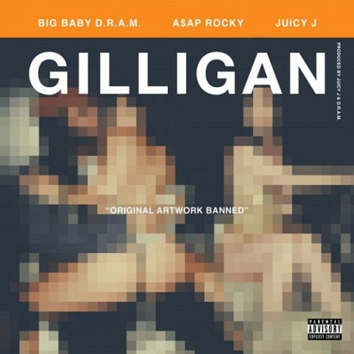 gilligan-500x500 D.R.A.M. - Gilligan Ft. A$AP Ferg x Juicy J