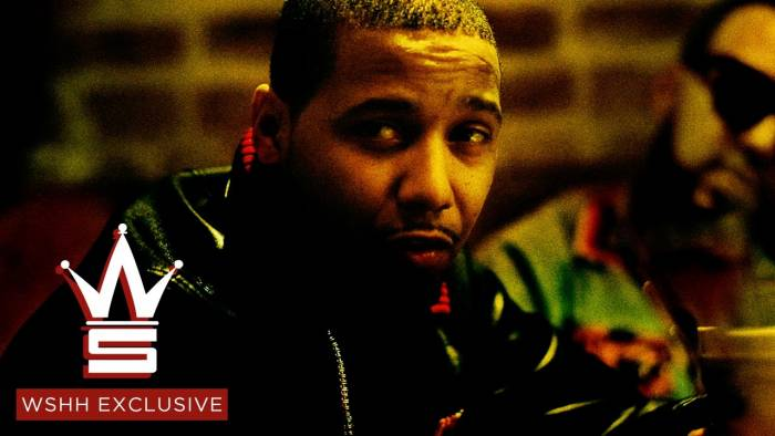 juelz Juelz Santana - Dip'd In Coke ft. French Montana & Cam'Ron (Video)